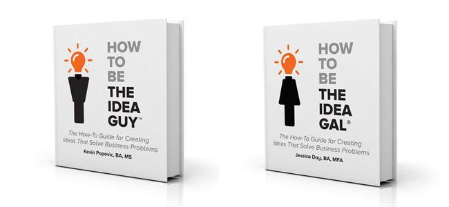 How To Be The Idea Guy / How To Be The Idea Gal